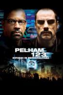Poster Pelham 123: Ostaggi in metropolitana