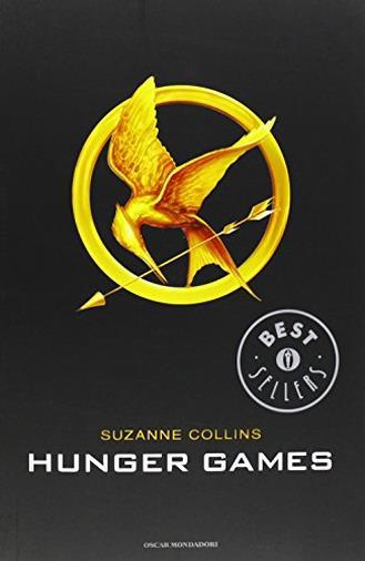 Hunger games, il primo volume della trilogia