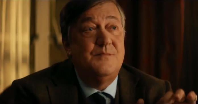 Un ruolo televisivo di Stephen Fry