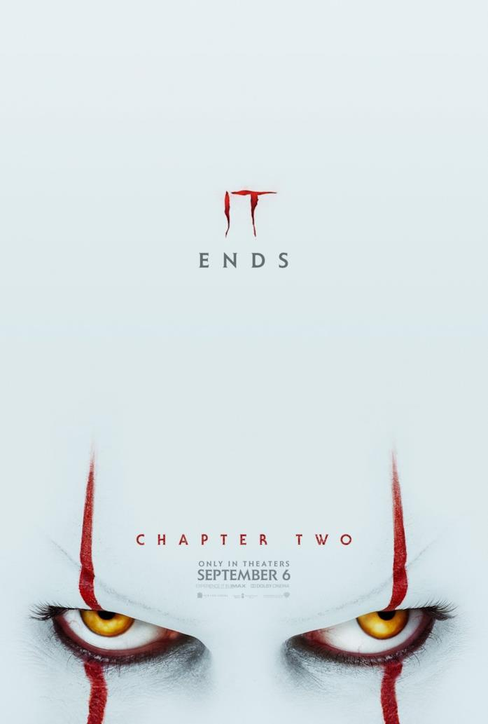 IT: Capitolo 2 poster