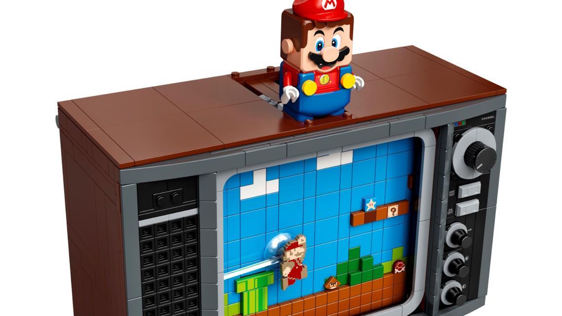 La storica console Nintendo a 8 bit diventa un perfetto set LEGO