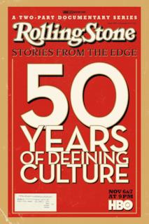 Poster Rolling Stone: Stories From the Edge