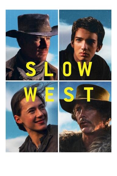 Poster Slow West