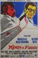 Poster Mordi e fuggi