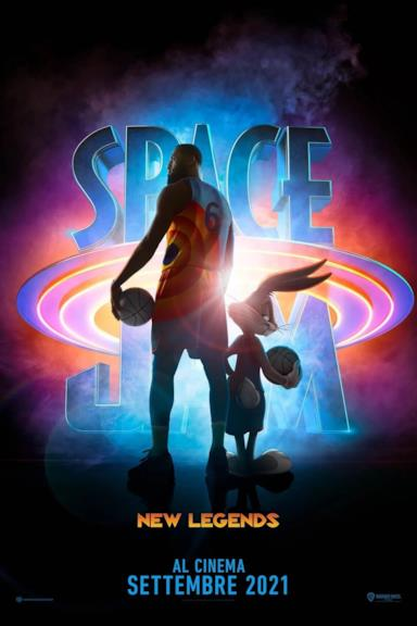 Poster Space Jam - New Legends