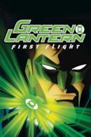 Poster Lanterna Verde: Prima missione