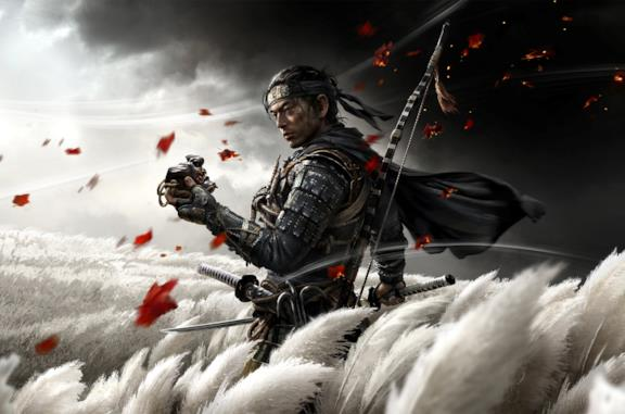 Ghost of Tsushima film