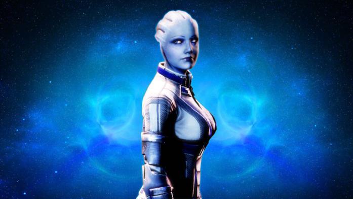 Le Asari di Mass Effect