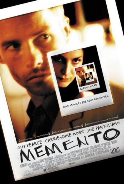 Poster di Memento (2000)