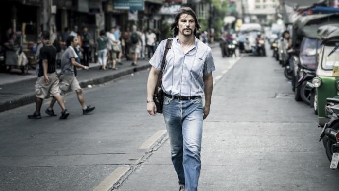 L'attore Josh Hartnett