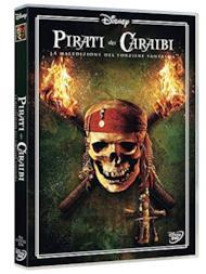 Pirati dei Caraibi 2: La Maledizione del Forziere Fantasma Special Pack (DVD)
