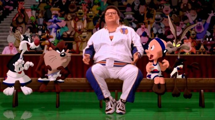 Stan Podolak in panchina coi Looney Tunes