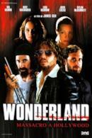 Poster Wonderland - Massacro a Hollywood