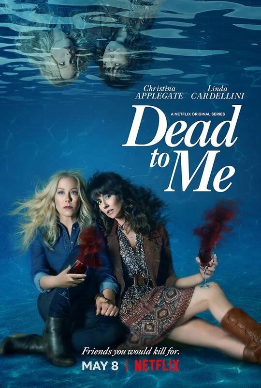 Il poster di  Dead to me - seconda stagione