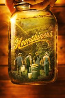 Poster Moonshiners