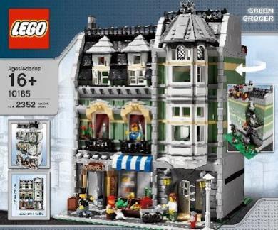 LEGO 10185 - Condominio con Negozio di Alimentari