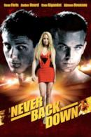 Poster Never Back Down - Mai arrendersi