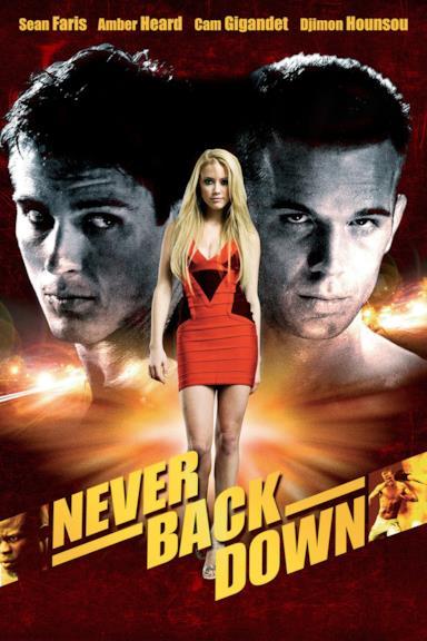 Poster Never Back Down - Mai arrendersi
