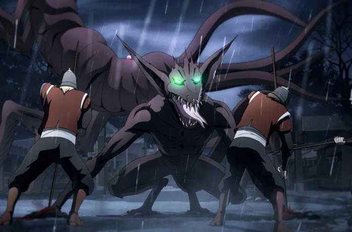 Un'immagine di un demone tratta dalla serie Castlevania