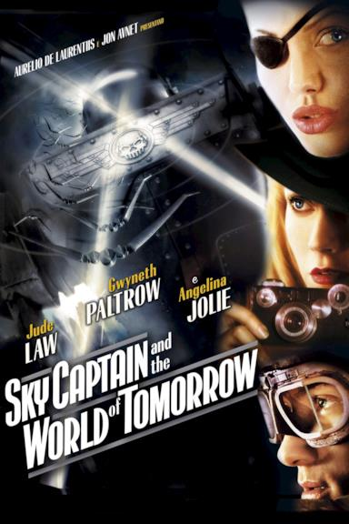 Poster Sky Captain and the World of Tomorrow