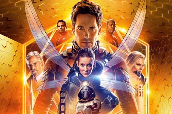 I protagonisti di Ant-Man and the Wasp
