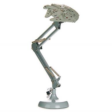 Millennium Falcon Posable Star Wars - Lampada da scrivania