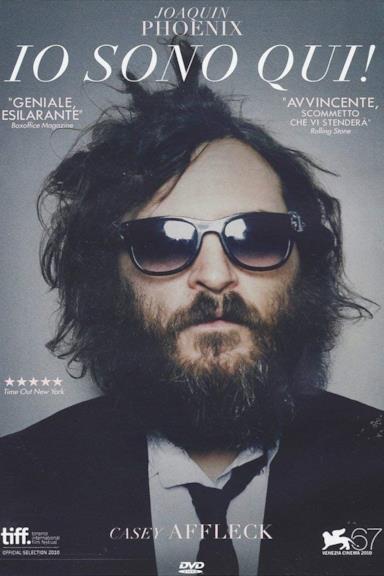 Poster Joaquin Phoenix - Io sono qui!