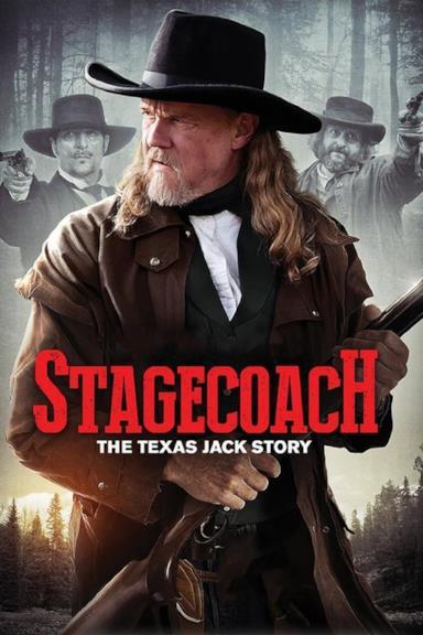 Poster Assalto alla diligenza - La vera storia di Texas Jack