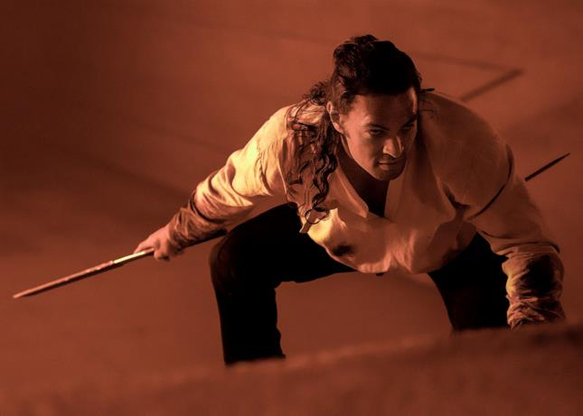 Jason Momoa nel ruolo di Duncan Idaho