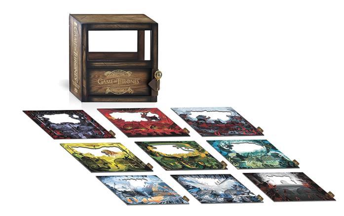 Game of Thrones: The Complete Collection in un'immagine promozionale ufficiale