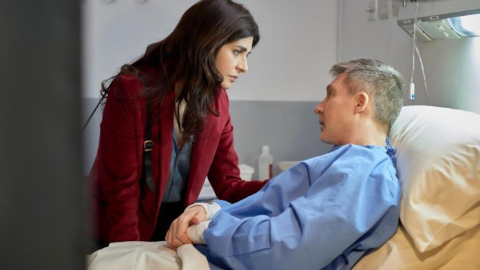 Adrián Suar e Soledad Villamil in una scena di So Much Love to Give
