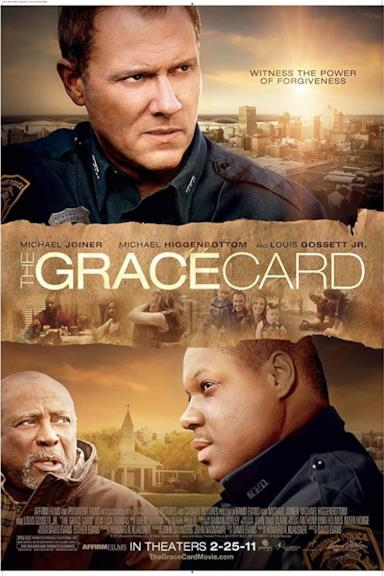 Poster The grace card