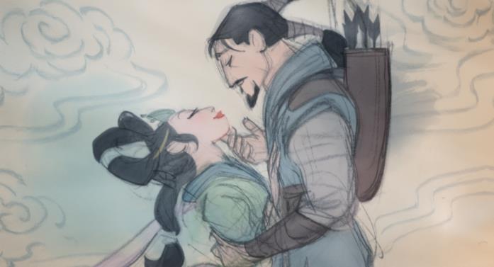 Chang'e e il suo amato