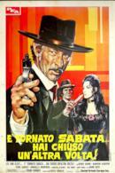 Poster È tornato Sabata... hai chiuso un'altra volta!