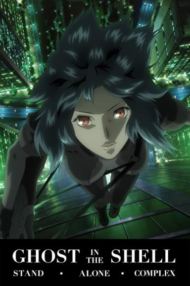 Poster Ghost in the Shell: Stand Alone Complex