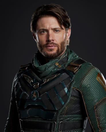 Soldier Boy è interpretato da Jensen Ackles nella serie TV