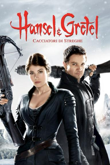 Poster Hansel & Gretel - Cacciatori di streghe