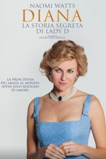 Poster Diana - La storia segreta di Lady D