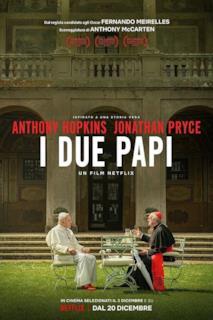 Poster I due papi