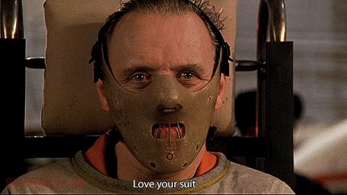 Hannibal Lecter in attacco