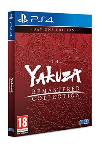 Yakuza Remastered Collection - PlayStation 4