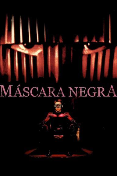 Poster La vendetta della maschera nera