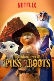 Poster Le Avventure del Gatto con gli Stivali