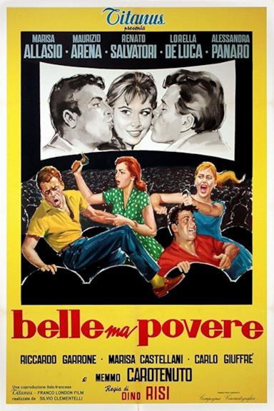 Poster Belle ma povere