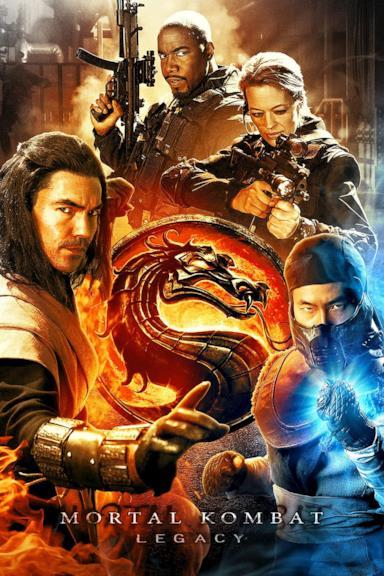 Poster Mortal Kombat: Legacy