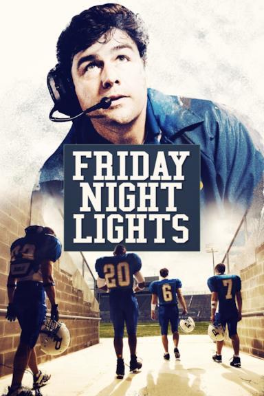 Poster Friday Night Lights