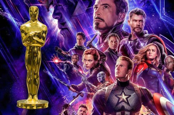 Un'immagine dei protagonisti di Avengers: Endgame
