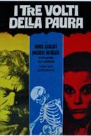 Poster I tre volti della paura