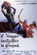 Poster Il viaggio fantastico di Sinbad