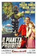 Poster Il pianeta proibito